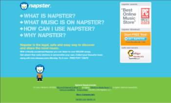 Britský Napster