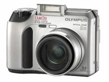 Olympus Camedia C-720 Ultra Zoom