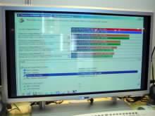 Benchmark systému s i845E a 400 MHz paměťmi