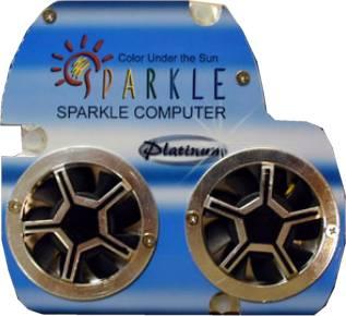 Ventilátory Sparkle