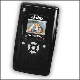 eFilm PicturePAD společnosti Delkin Device