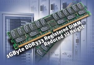 DDR SDRAM 333 - 1 GB
