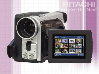 Hitachi DVD CAM