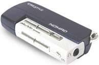 MP3 přehrávač Nomad MuVO
