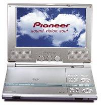 presnosny DVD prehravac Pioneer