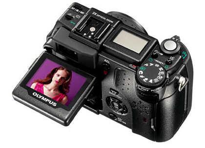 Digitální fotoaparát Olympus Camedia 5050 Zoom