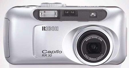 Digitální fotoaparát Ricoh Caplio RR30