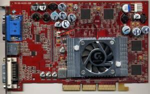 Gigabyte Radeon 9700 PRO