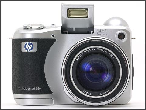 Digitální fotoparát HP Photosmart 850