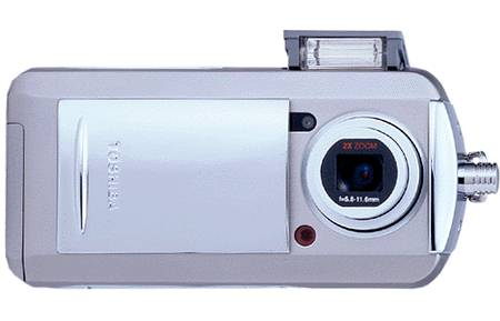 Digitální fotoaparát Toshiba PDR-T30