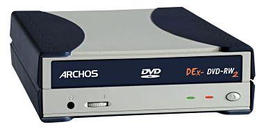 Archos DEx DVD-RW2