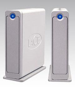 Externí 250GB pevný disk od LeCie