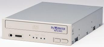 SCSI: Plextor PX-W4012TS/NE