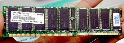 """2 GB DDR - 1.2"""""""