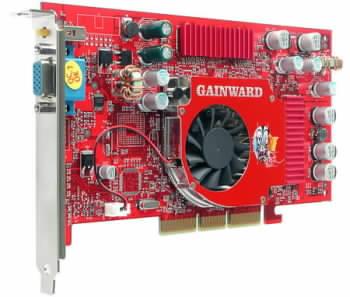 Grafická karta Gainward Ti 4300 Ultra