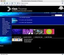 RIAA hack 30.12.2002