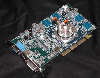 Water - Hercules Radeon 9700 Pro