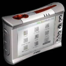 Multimediální přenosný přehrávač Archos AV340