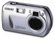 Digitální fotoaparát CyberShot řady DSC-PXX