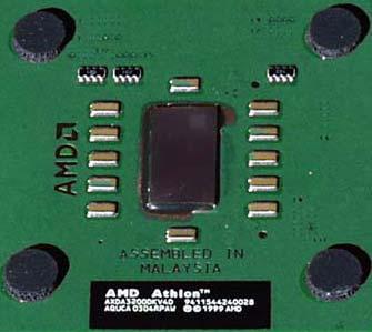 Fotomontáž - Athlon XP 3200+
