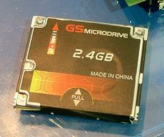 GS Microdrive
