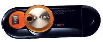 Philips Key Ring - fotoaparát