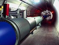 Částicový urychlovač LHC