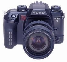 Minolta Dynax 7 Digital