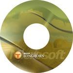 Label na Longhorn CD