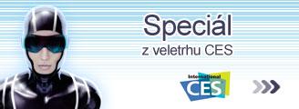 Speciál z veletrhu CES 2008