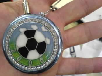 Čína také fandí MS ve fotbale