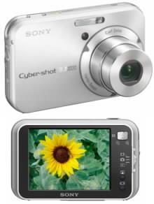 Digitální fotoaparát Sony Cyber-shot DSC-N1