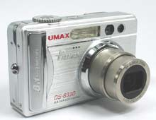 Digitální fotoaparát Umax 8330