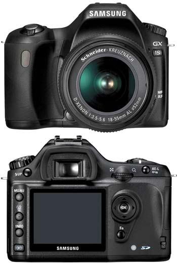 Digitální zrcadlovka Samsung GX-1S