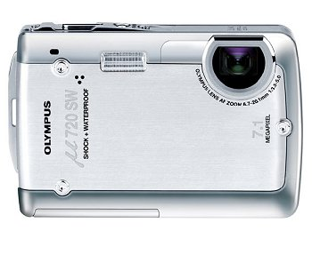 Digitální fotoaparát Olympus SP-320