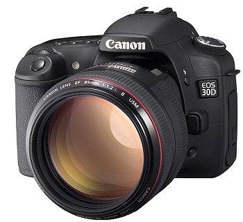 Digitální fotoaparát Canon 30D