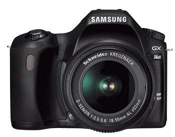 Digitální fotoaparát GX-1L