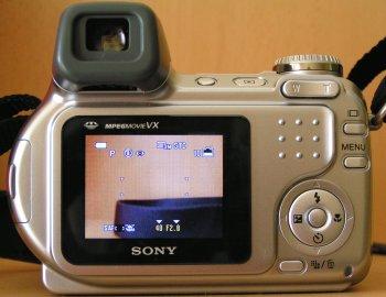 Digitální fotoaparát DSC-H2