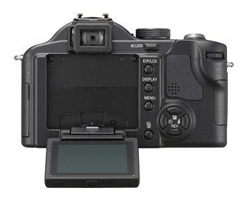 Digitální fotoaparát Lumix DMC-FZ30