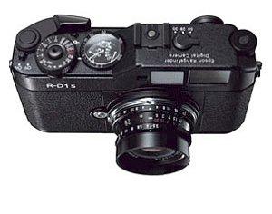 Digitální fotoaparát Epson R-D1s Digital Rangefinder