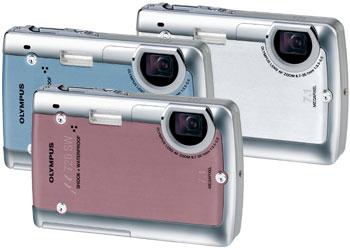 Digitální fotoaparát Olympus mju 720 SW