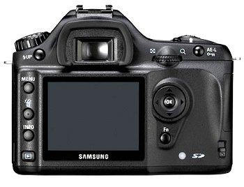 Digitální fotoaparát Samsung GX-1L
