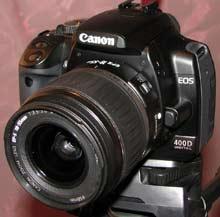 Canon EOS 400 D