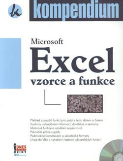 Knihy iDNES: MS Excel - vzorce a funkce