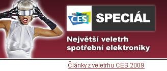 Články z veletrhu CES 2009