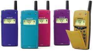 barevná provedení nového Ericssonu