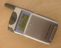 Sony CMD-Z5 - zavřený