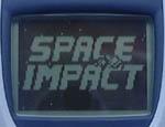 Nokia 3310 - displej hra Space
