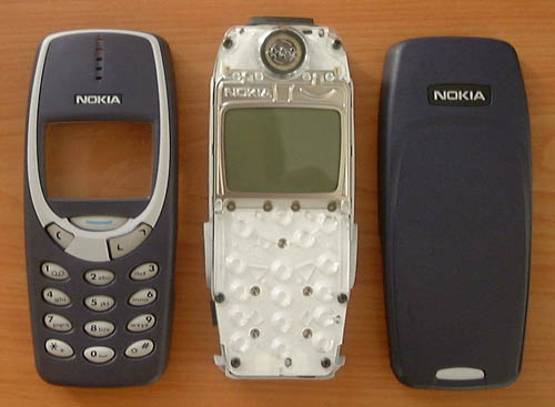 Nokia 3310 - rozborka