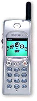 telefon ze predu